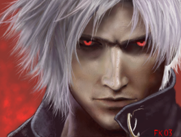 Dante by Sandfreak