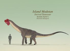 Island Modotan by IllustratedMenagerie