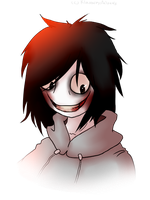 Jeff The Killer by Klaracrystalpaws