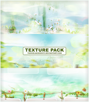 [ texture pack ] greenday. #1 by yunniejacksonyi