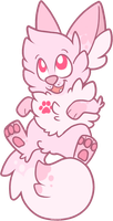 Pup (flatcolour) by Pupom