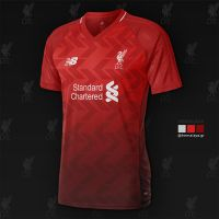 Concept For Liverpool FC First Kit by hemalaya