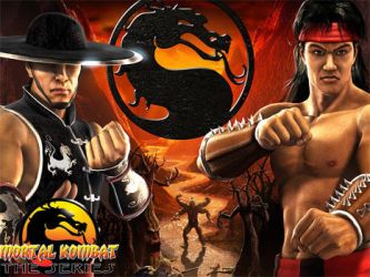 MORTAL KOMBAT: The Series 02 by AngelofGold