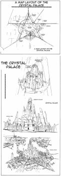 A Map Layout of the Crystal Palace Complex by Moon-Shadow-1985