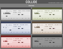 collide color pack by frostedflames