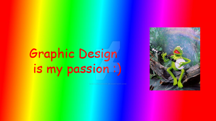 Graphic Design is my Passion :) by ColtonDHoff