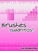 brushes cuadros by Aahndiih