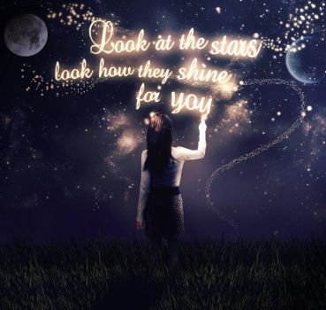 Look at the stars by Ellie--Jelly