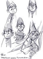 wirt sketches by SilenceArtist