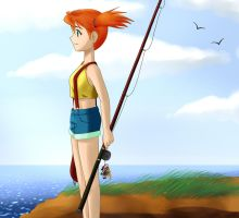 Misty by dhkite