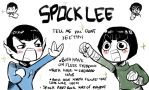 SPOCK LEE: TELL ME U GUYS DONT SEE THIS by Pepperoonie