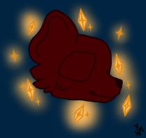 Red Dog Stars by HelenM16