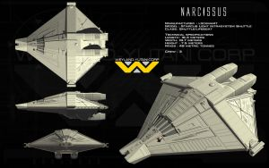 Narcissus ortho by unusualsuspex