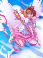Sakura card captor by kajinman