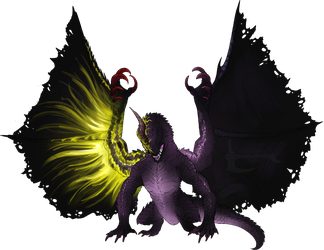 Chaotic Gore Magala by Crelghton