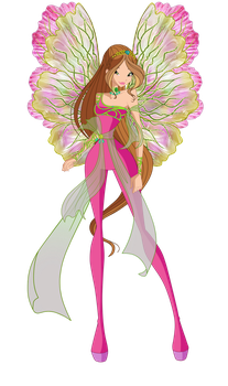 Flora Dreamix Concept by Winx-Rainbow-Love