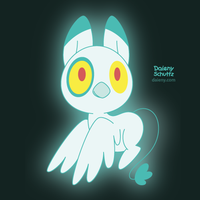 Ghost Griffin by Daieny