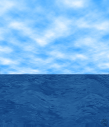free ocean background by anoorca on deviantart