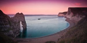 Durdle Door III by cardinal