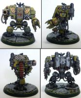 Lamenters Furioso Dreadnought by Majere613