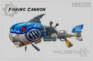 Fishing Cannon Carbine by Beezul