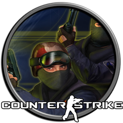 Counter Strike 1.6 Round Icon by EclipX