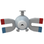 Magnemite by SiverCat