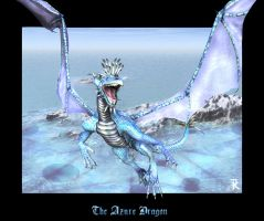 The Azure Dragon by lordcrusan
