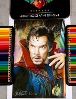 Doctor Strange - Done . by Cap007
