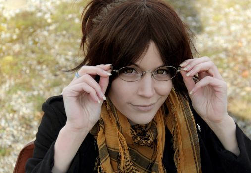 Hanji: Did you say 'science'?! by NorFrosch