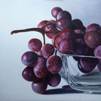 Transparence and Grapes by Noomelo