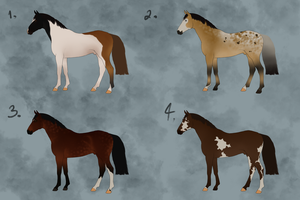 May Adoptable Batch ! all for 100 points now! by JKoenegge