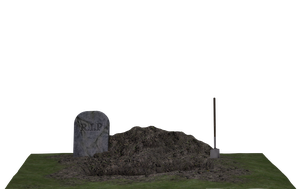 Grave 04 by Free-Stock-By-Wayne