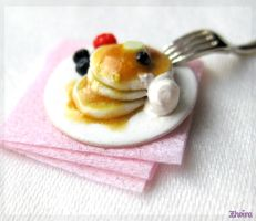 Pancake Day by Zhoira