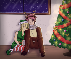 Waiting for Santa by misstirius