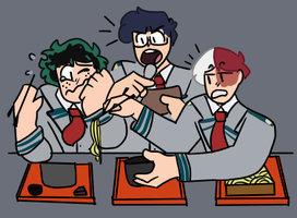 Some BNHA bois by pipa00