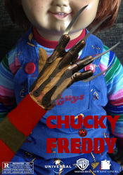 Chucky VS Freddy Poster Concept by AnimeCitizen