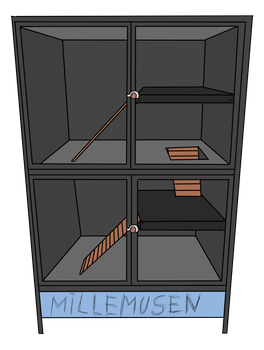 (FN)Cage 2 by millemusen