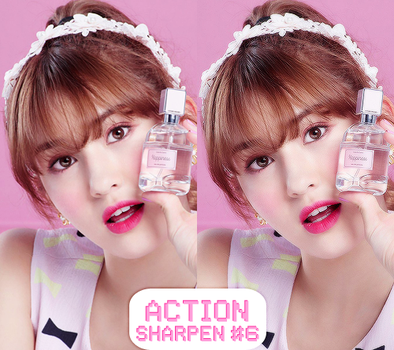 Action Sharpen #6 by BHottest