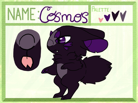 Cosmos The Unlucky Nyulop (Approved) by CatAlley
