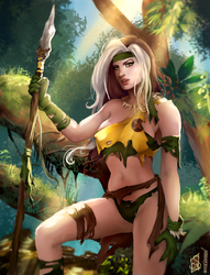 Savage Rogue by Forty-Fathoms