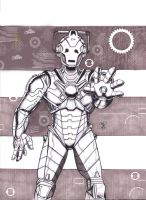 cybermen 2013 by MonsterIslandStudios