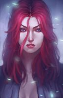 Speed Painting Low by CGSoufiane