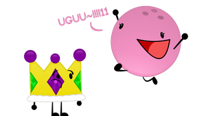 Royal and Bowling Ball by MaximusArea