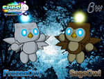 Chao World Season 3 - The Night of the Owls. by Blizzard-White