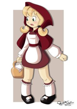 Little Red by Giudy-chan