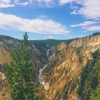Yellowstone-National-Park by NMWoodcarver