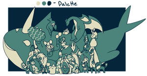 PKMNation May 2018 Monthly Theme by NeoAbyss
