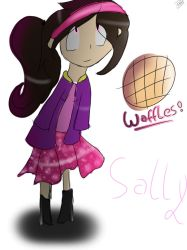 Sally VENTURIANTALE by BBrownie1010