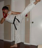Ryu SF2 cosplay 14 by IronCobraAM